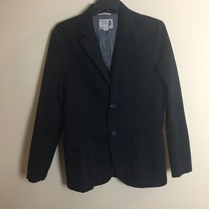 Old Navy Mens Denim Blazer Jacket Size Med